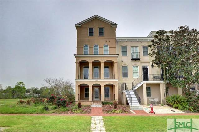 426 Legends Court, Savannah, GA 31401 (MLS #221859) :: The Arlow Real Estate Group