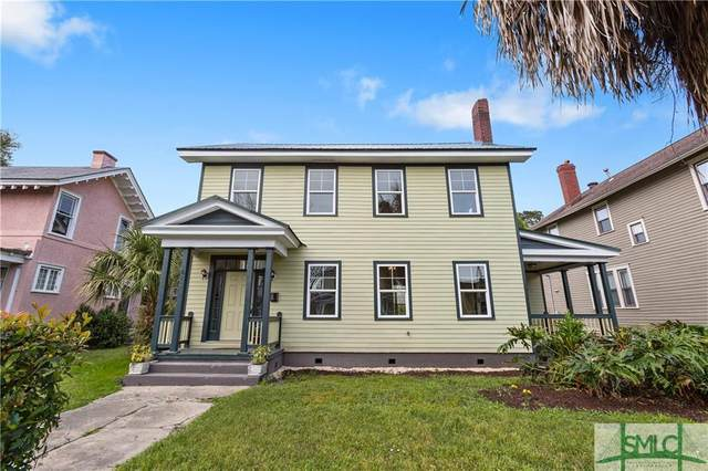 510 Maupas Avenue, Savannah, GA 31401 (MLS #221862) :: The Arlow Real Estate Group