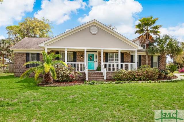 1410 Walthour Road A, Savannah, GA 31410 (MLS #221874) :: Heather Murphy Real Estate Group