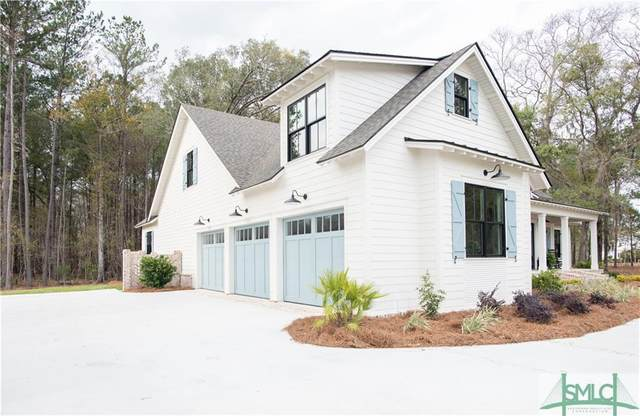 103 Wood Glen, Pooler, GA 31322 (MLS #221877) :: Bocook Realty