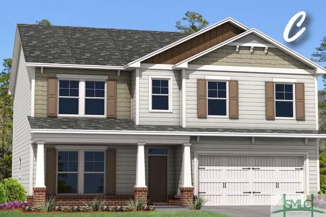 180 Greyfield Circle, Savannah, GA 31407 (MLS #221879) :: The Arlow Real Estate Group