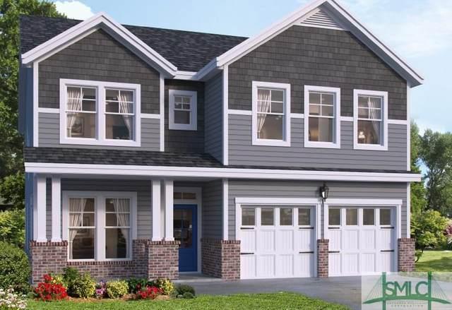 19 Brookhaven Drive, Savannah, GA 31407 (MLS #221883) :: The Arlow Real Estate Group