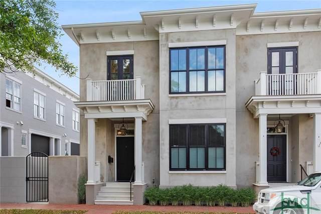 717 Jefferson Street, Savannah, GA 31401 (MLS #221885) :: Heather Murphy Real Estate Group