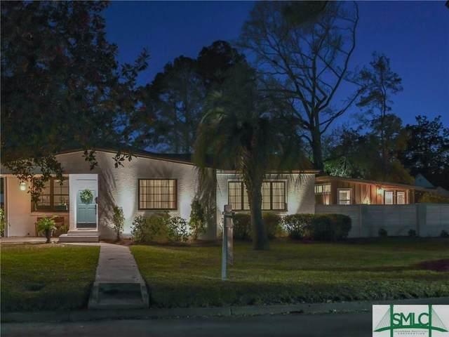 233 & 235 Columbus Drive, Savannah, GA 31405 (MLS #221886) :: Heather Murphy Real Estate Group