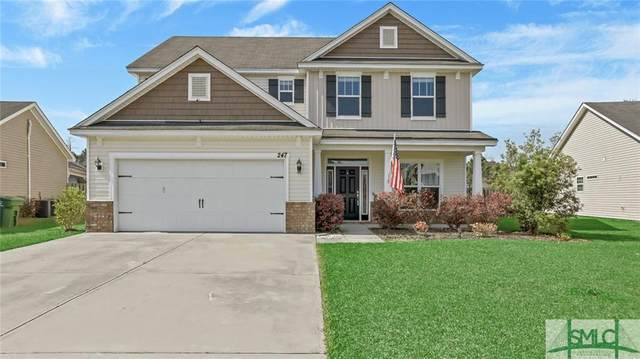 247 Harmony Boulevard, Pooler, GA 31322 (MLS #221889) :: The Arlow Real Estate Group