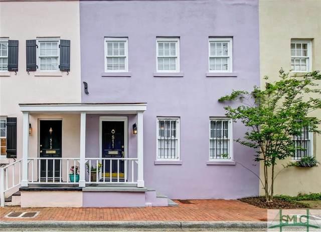 511 E Perry Street, Savannah, GA 31401 (MLS #221890) :: Heather Murphy Real Estate Group