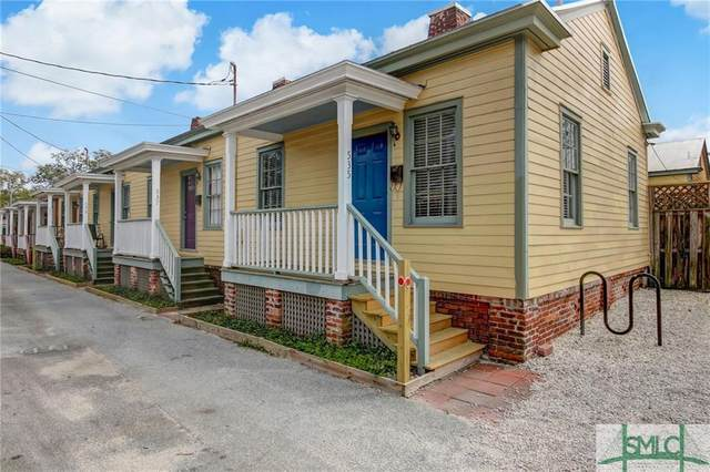 535 E Macon Street, Savannah, GA 31401 (MLS #221892) :: Bocook Realty