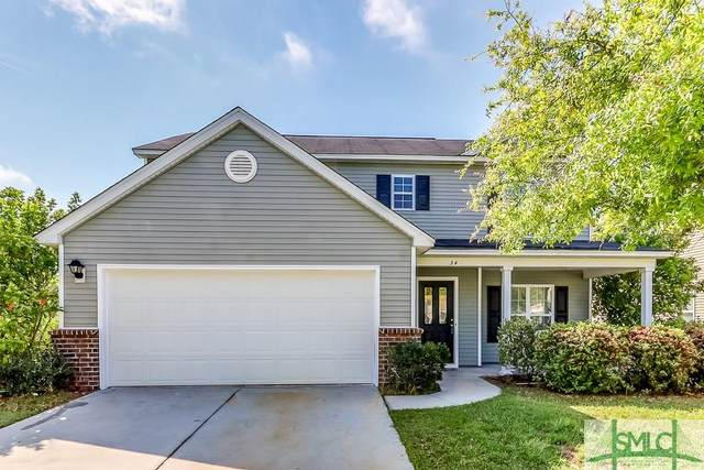 34 Glenwood Court, Pooler, GA 31322 (MLS #221898) :: Bocook Realty