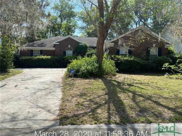 103 Mary Musgrove Drive, Savannah, GA 31410 (MLS #221900) :: Robin Lance Realty