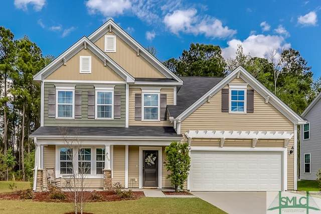 3358 Garden Hills Loop, Richmond Hill, GA 31324 (MLS #221908) :: The Arlow Real Estate Group