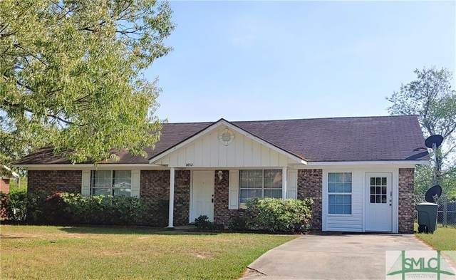1452 Enterprise Drive, Hinesville, GA 31313 (MLS #221910) :: The Sheila Doney Team