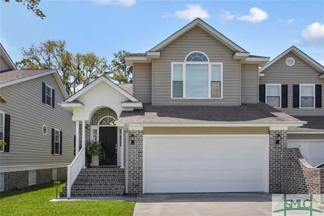 113 Peters, Savannah, GA 31410 (MLS #221911) :: The Arlow Real Estate Group