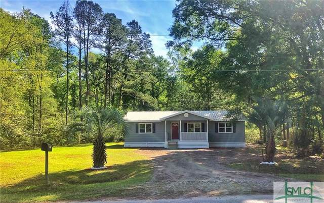 1210 Holmestown Loop Road, Midway, GA 31320 (MLS #221918) :: Teresa Cowart Team