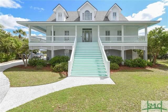 35 Sapphire Island Road, Savannah, GA 31410 (MLS #221923) :: McIntosh Realty Team