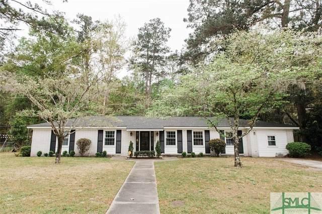 615 Windsor Road, Savannah, GA 31419 (MLS #221924) :: The Arlow Real Estate Group