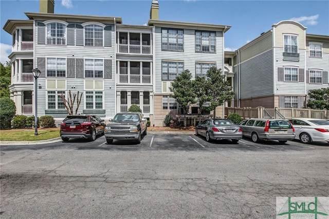 2837 Whitemarsh Way, Savannah, GA 31410 (MLS #221929) :: The Arlow Real Estate Group