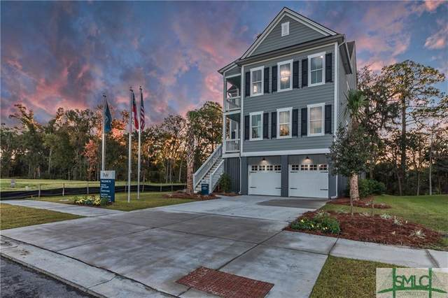 112 Kingbird Court, Savannah, GA 31410 (MLS #221934) :: The Arlow Real Estate Group