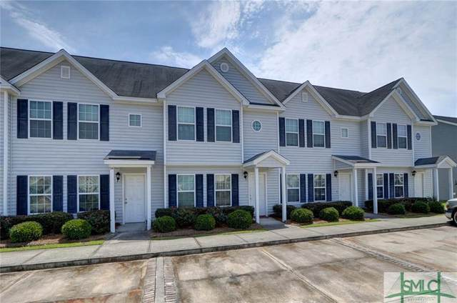 34 Bearing Circle, Port Wentworth, GA 31407 (MLS #221938) :: The Sheila Doney Team