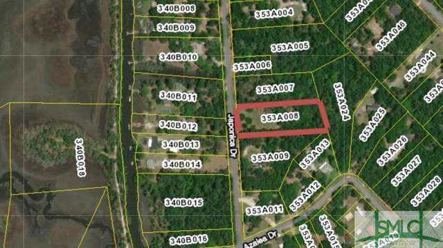 Lot 40 Japonica Drive, Midway, GA 31320 (MLS #221940) :: Level Ten Real Estate Group