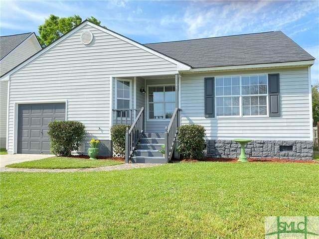 145 Cambridge Drive, Savannah, GA 31419 (MLS #221955) :: The Arlow Real Estate Group