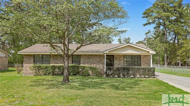 142 Becky Street, Hinesville, GA 31313 (MLS #221966) :: The Arlow Real Estate Group