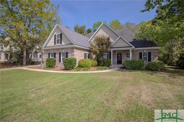 578 Channing Drive, Richmond Hill, GA 31324 (MLS #221968) :: The Arlow Real Estate Group