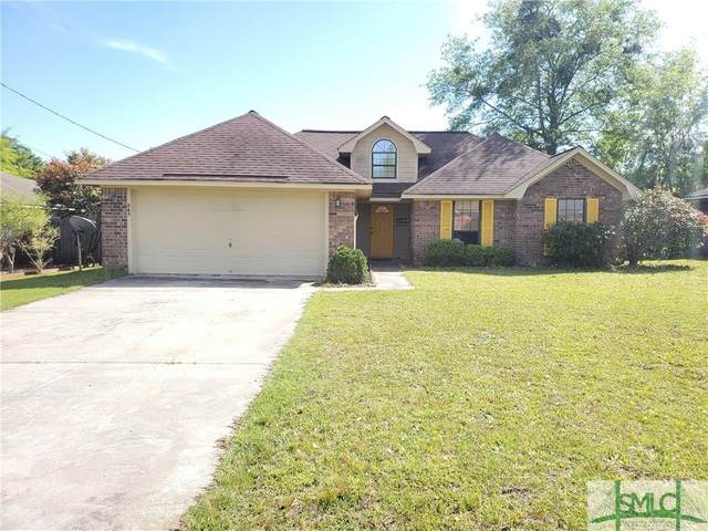 863 Birchwood Lane, Hinesville, GA 31313 (MLS #221975) :: Teresa Cowart Team
