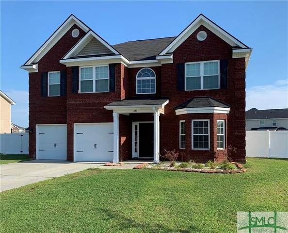 641 Red Oak Lane, Hinesville, GA 31313 (MLS #221986) :: The Sheila Doney Team