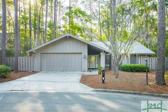 8 Village Green Circle, Savannah, GA 31411 (MLS #221994) :: Robin Lance Realty