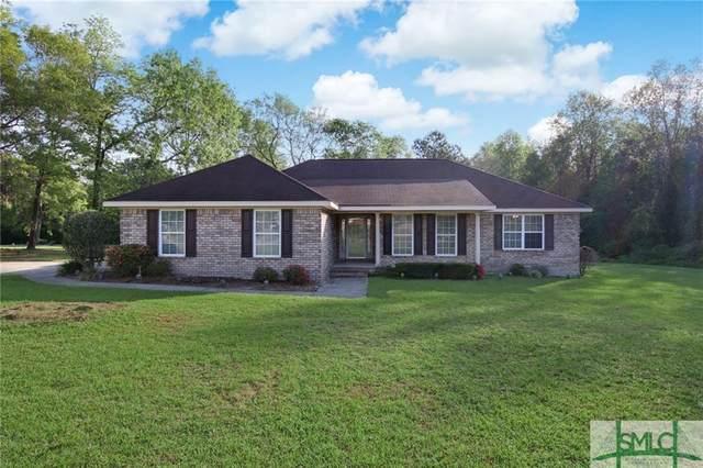 407 Charlotte Drive, Bloomingdale, GA 31302 (MLS #221997) :: Heather Murphy Real Estate Group