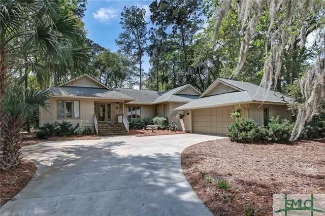 2 Priber Lane, Savannah, GA 31411 (MLS #222001) :: Robin Lance Realty