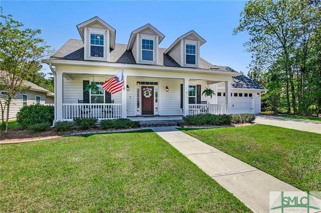 4 Gresham Lane, Savannah, GA 31419 (MLS #222002) :: Heather Murphy Real Estate Group
