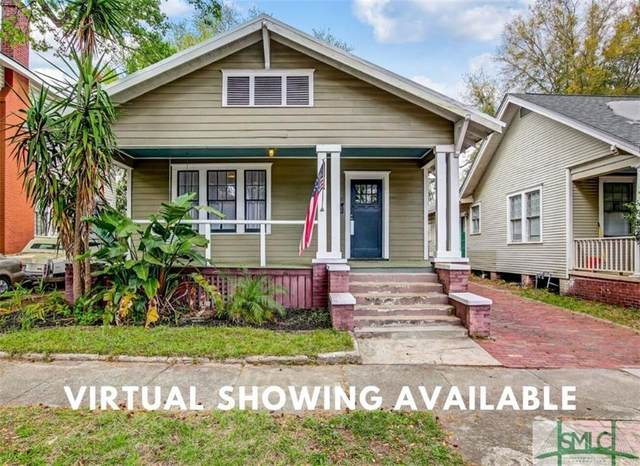 632 E 40th Street, Savannah, GA 31401 (MLS #222003) :: The Sheila Doney Team