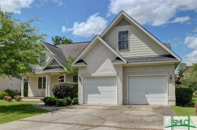 104 Southernwood Place, Savannah, GA 31405 (MLS #222005) :: Robin Lance Realty