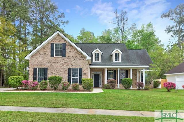 201 Henderson Oaks Drive, Savannah, GA 31419 (MLS #222011) :: Robin Lance Realty