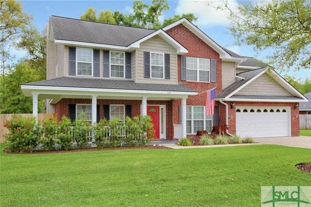 114 Medway Drive, Midway, GA 31320 (MLS #222012) :: The Arlow Real Estate Group