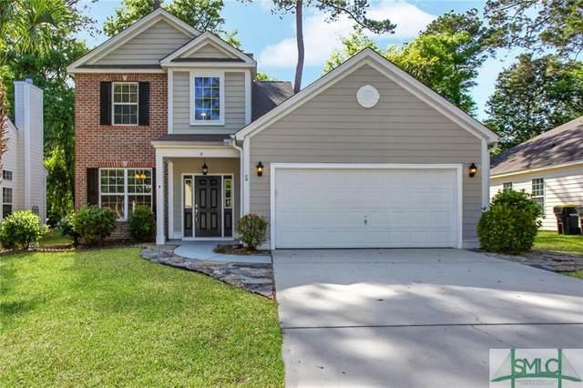 8 Longberry Lane, Savannah, GA 31419 (MLS #222015) :: Heather Murphy Real Estate Group