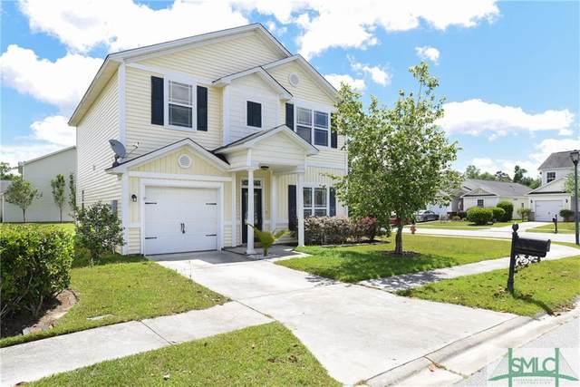 1 Tee Tree Circle, Savannah, GA 31419 (MLS #222019) :: Heather Murphy Real Estate Group