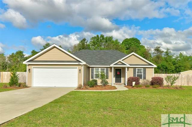 112 Brookfield Drive, Guyton, GA 31312 (MLS #222022) :: McIntosh Realty Team