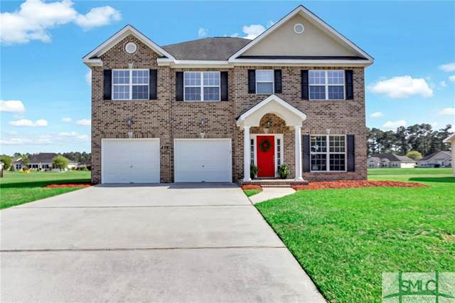 238 Pink Dogwood Lane, Pooler, GA 31322 (MLS #222023) :: Robin Lance Realty