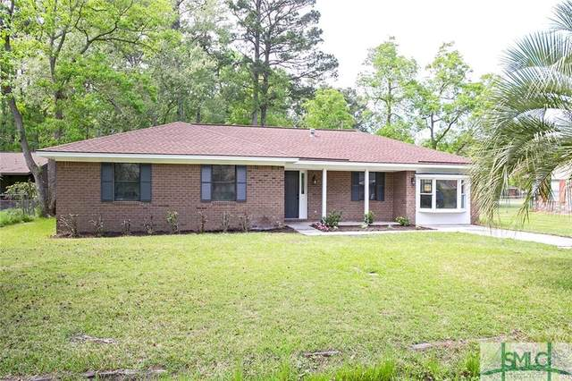 415 James Road, Pooler, GA 31322 (MLS #222029) :: Teresa Cowart Team