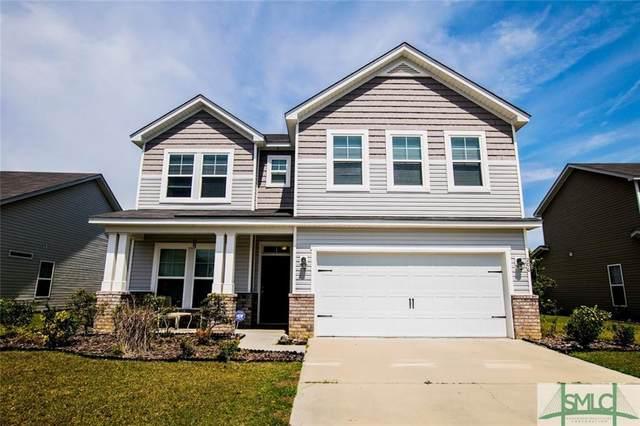 206 Lakepointe Drive, Savannah, GA 31407 (MLS #222031) :: Heather Murphy Real Estate Group