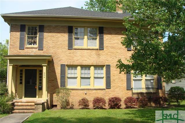 504 E 48th Street A Lower, Savannah, GA 31405 (MLS #222034) :: Heather Murphy Real Estate Group