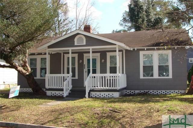 320 Forrest Avenue, Savannah, GA 31404 (MLS #222035) :: Robin Lance Realty