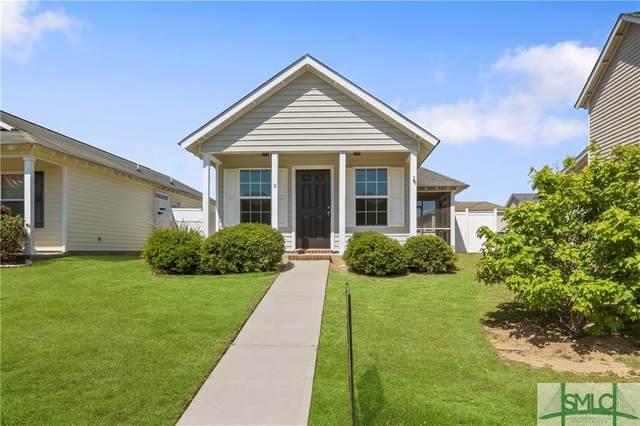 18 Verde Bend, Savannah, GA 31419 (MLS #222036) :: RE/MAX All American Realty