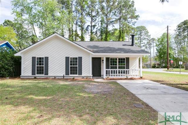 156 Marian Circle, Savannah, GA 31406 (MLS #222040) :: Level Ten Real Estate Group