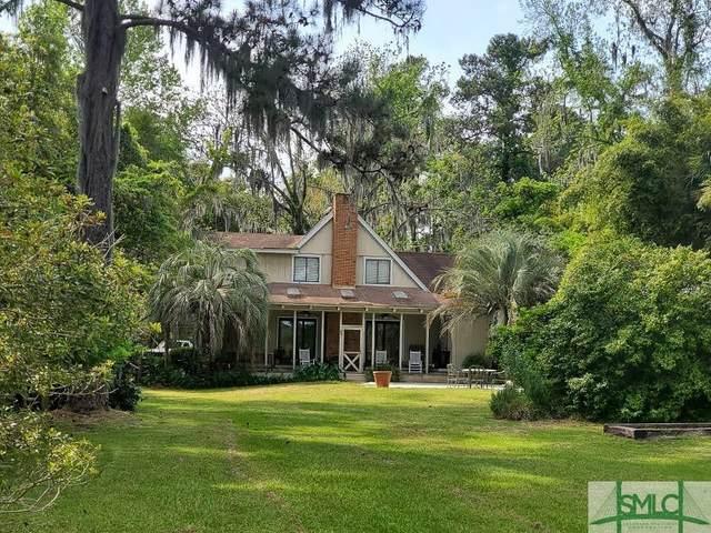 20 Marvalingrove Drive, Savannah, GA 31406 (MLS #222052) :: The Arlow Real Estate Group