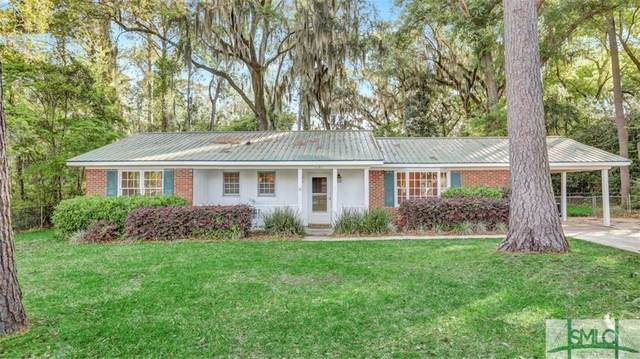 1141 Maribob Circle, Savannah, GA 31406 (MLS #222063) :: The Sheila Doney Team