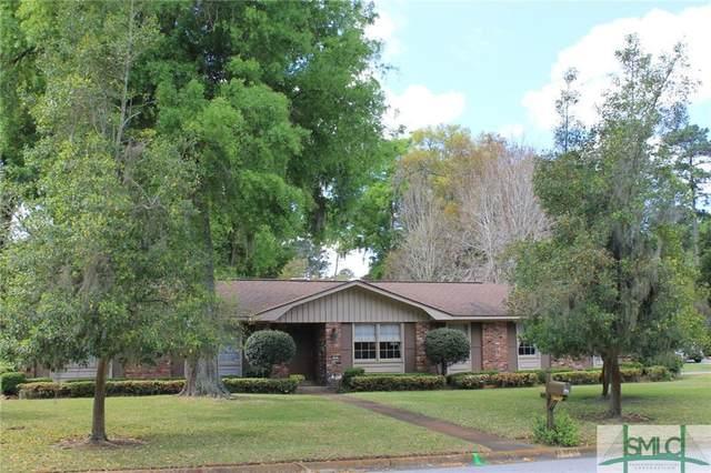 105 Biltmore Road, Savannah, GA 31410 (MLS #222064) :: Level Ten Real Estate Group