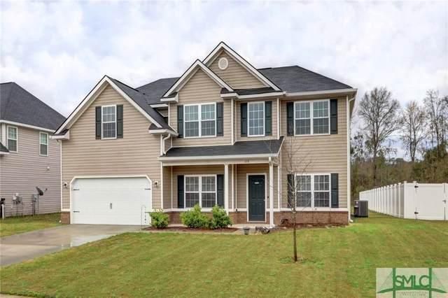 658 Red Oak Lane, Hinesville, GA 31313 (MLS #222067) :: The Sheila Doney Team